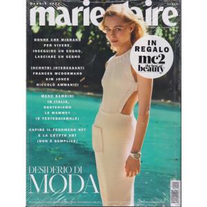 Marie Claire - + Marie Claire 2 -       n. 5  -maggio  2021 - mensile -2 riviste
