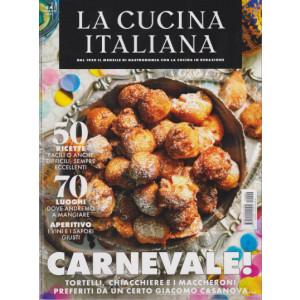 Abbonamento Cucina Italiana (cartaceo  mensile)