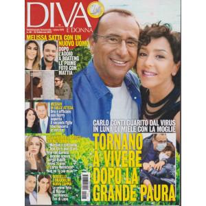 Diva e donna - n. 8- settimanale femminile -23 febbraio 2021