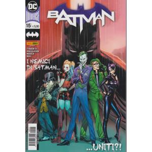 Batman -n. 15- .I nemici di Batman.....uniti? -  quindicinale -  14 gennaio 2021