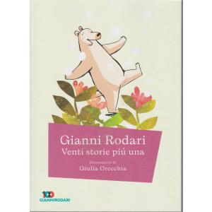 Gianni Rodari - Venti storie più una-  n. 23 - settimanale - 161   pagine