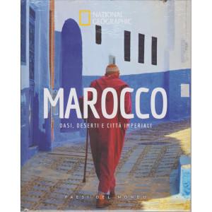 National Geographic - Marocco. Oasi, deserti e città imperiali - n. 18 - settimanale - 17/1/2021- copertina rigida