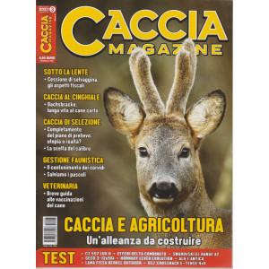 Caccia Magazine - n. 3 - mensile - marzo 2021