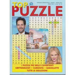 Top Puzzle - n. 259 - bimestrale -marzo - aprile  2021