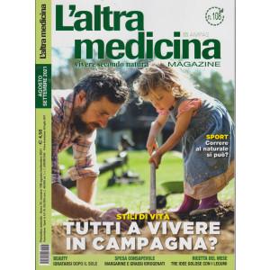 L'altra Medicina Magazine - n. 108 - agosto  2021 - mensile