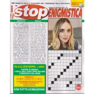 Stop enigmistica - n. 2 - otobre 2021 - mensile - 100 pagine