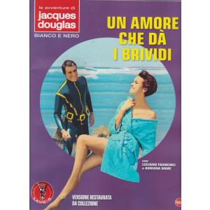 Le avventure di Jascques Douglas - Bianco e nero - Un amore che dà i brividi- n. 2 - bimestrale - agosto - settembre  2021