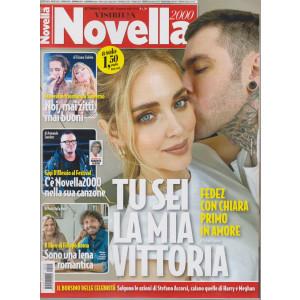 Novella 2000 - n. 12 - settimanale -10 marzo  2021