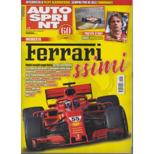 Abbonamento Autosprint (cartaceo  settimanale)