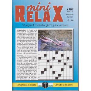 Mini Relax - n. 2020- settimanale - 9/2/2021