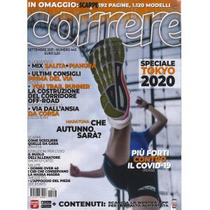 Correre + in omaggio Scarpe & Sport - n, 443 - settembre 2021 - 2 riviste