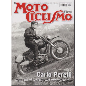 Abbonamento Motociclismo d'epoca (cartaceo  mensile)