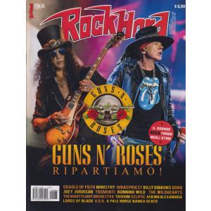 Rockhard Italia - n. 83 -ottobre 2021 - mensile