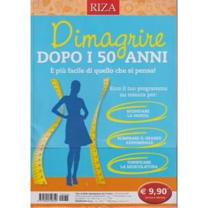 Dimagrire -Dimagrire dopo i 50 anni n. 234 - ottobre  2021