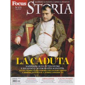 Focus Storia - n. 175 - maggio   2021 - mensile