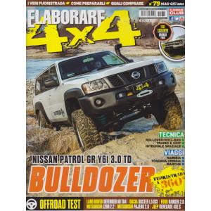 Elaborare 4X4 - n. 79 - maggio - giugno  2021  - bimestrale