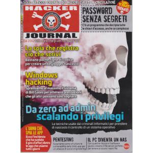 Hacker Journal - n. 250 - mensile -marzo 2021