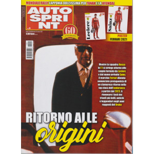 Autosprint - n. 9 - settimanale -2/8 marzo 2021