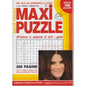 Abbonamento Maxi Puzzle (cartaceo  trimestrale)