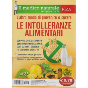 Alimentazione naturale -Le intolleranze alimentari  - n. 66 - aprile  2021