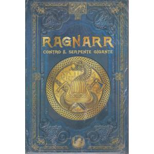 Mitologia Nordica- Ragnarr contro il serpente gigante   -  n. 31 - settimanale - 30/4/2021- copertina rigida