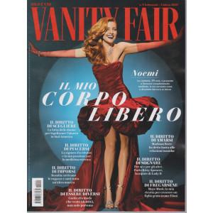 Vanity Fair  - n. 9 - settimanale -3 marzo  2021