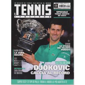 Il tennis italiano - n. 3 -marzo 2021 - mensile