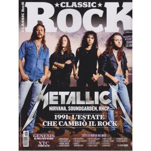 Classic Rock - n. 106 -  27/8/2021- mensile