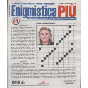Enigmistica Piu' - n. 9  - settimanale -2 marzo 2021