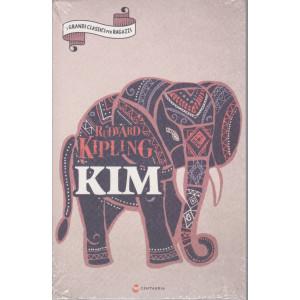 I grandi classici per ragazzi -Rudyard Kipling - Kim -  n. 39 -16/1/2021- settimanale
