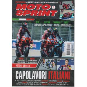 Motosprint - n. 18- settimanale - 4/10 maggio  2021 -