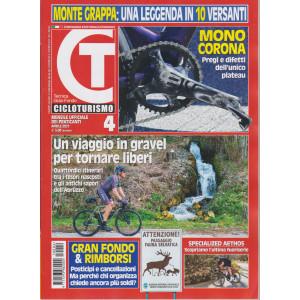 Cicloturismo - n. 4 - mensile - aprile  2021