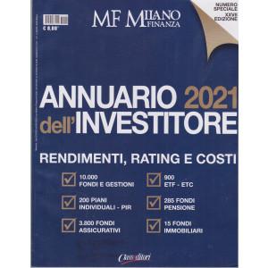 Annuario 2021 dell'investitore - dal 2/1/2021 al 8/1/2021 - numero speciale