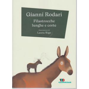 Gianni Rodari - Filastrocche lunghe e corte- n. 22 - settimanale - 79   pagine