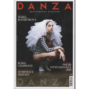 Danza &  Danza Magazine - n. 296 - bimestrale - gennaio - febbraio 2021