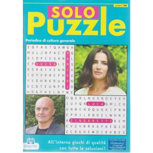 Solo Puzzle - n. 160 - bimestrale - 23/4/2021
