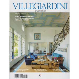 Villegiardini - Stile italiano - n. 5  -18 maggio   2021 - mensile
