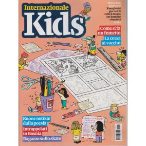Internazionale Kids - n. 18 - mensile - marzo 2021