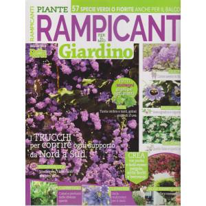 Pollice verde speciale -Piante rampicanti per il mio giardino - n. 2 - bimestrale - maggio giugno 2021