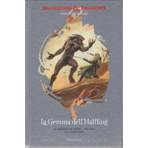 Dungeons & Dragons - n. 11 - La Gemm dell'Halfling - settimanale -31/3/2021 - copertina rigida