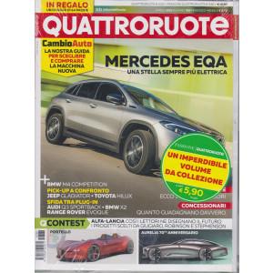 Quattroruote + Passione Quattroruote - n. 788 - aprile  2021 - mensile - 2 riviste