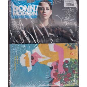 Donna Moderna + Il libro  di Elizabeth Jane Howard - Perdersi-      n. 38 -2 settembre 2021 - settimanale - rivista + libro -