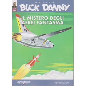 Buck Danny -Il mistero degli aerei fantasma -  n. 11 - settimanale