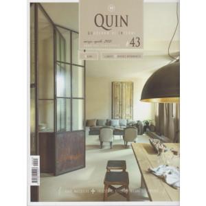 Abbonamento Quin (cartaceo  bimestrale)