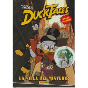 Duck Tales - n. 4- La villa del mistero! -  trimestrale - 29 aprile  2021- copertina rigida