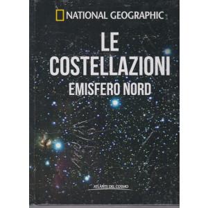 National Geographic   -Le costellazioni emisfero nord  -  n. 30 - settimanale- 7/5/2021 - copertina rigida