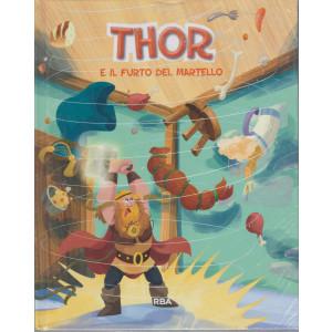 Thor e il furto del martello-  - n. 18  - settimanale - 11/6/2021 - copertina rigida