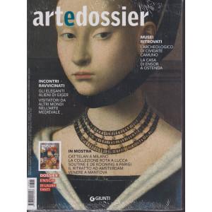 Art e dossier -n. 391 -    mensile -  ottobre 2021 + Ensor- 2 riviste