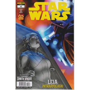 Star Wars -Leia intrappolata!- n. 4 - mensile -10 giugno  2021