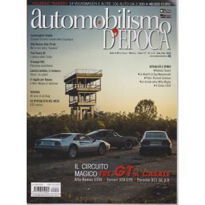 Automobilismo  d'Epoca - n. 2  - gennaio febbraio 2021 - mensile